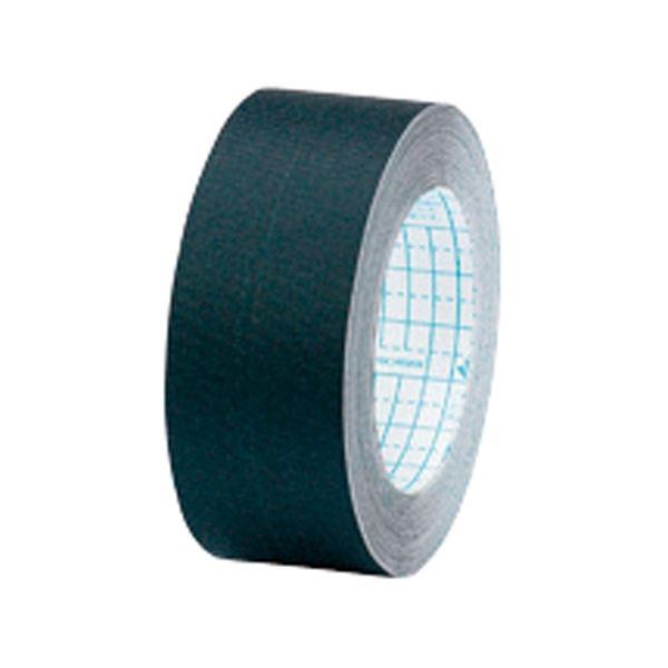 (まとめ)ニチバン 製本テープ布 BK-C35 黒 35mm(×10セット)【日時指定不可】