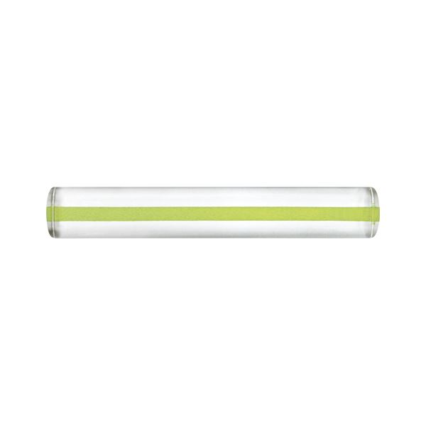 (まとめ) 共栄プラスチック カラーバールーペ15cm グリーン【×20セット】【日時指定不可】
