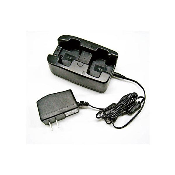 (まとめ)アルインコ ツイン充電器 EDC167A1個【×3セット】【日時指定不可】