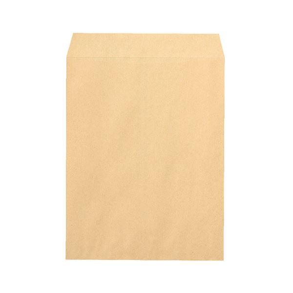 (まとめ) ピース R40再生紙クラフト封筒 角3 85g/m2 業務用パック 663-80 1箱(500枚) 【×5セット】【日時指定不可】