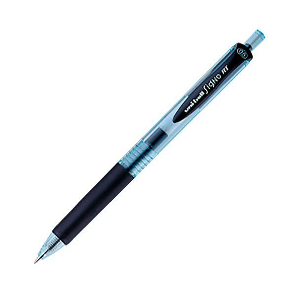 (まとめ) 三菱鉛筆 ゲルインクボールペン ユニボール シグノ RT エコライター 0.5mm 黒 UMN105EW.24 1セット(10本) 【×10セット】【日時指定不可】