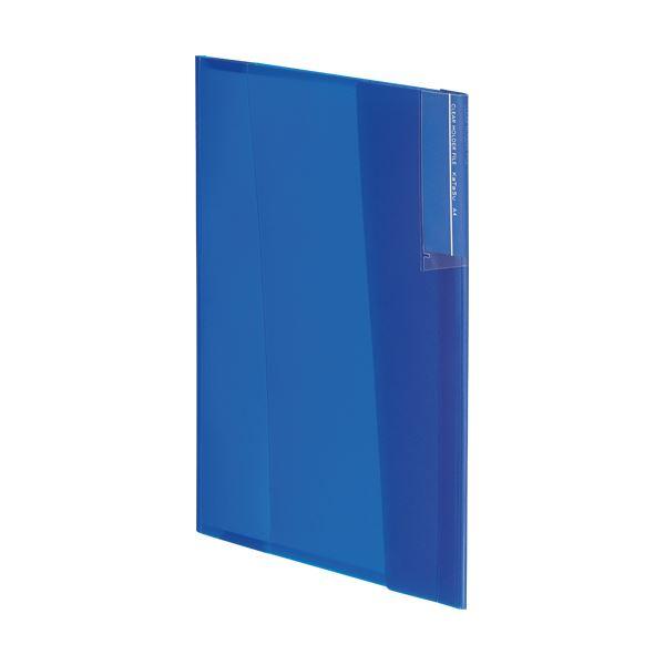 (まとめ) コクヨクリヤーホルダーファイル[KaTaSu] A4 ブルー フ-KC5720B 1冊 【×30セット】【日時指定不可】