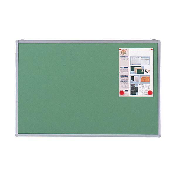 TRUSCO エコロジークロス掲示板600×900 グリーン KE-23SGM 1枚【日時指定不可】