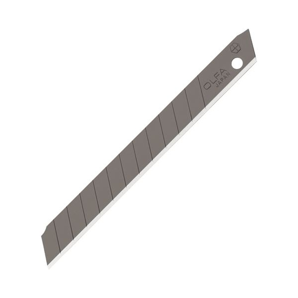 (まとめ)オルファ 特専黒刃 小 BB10KS 10枚【×100セット】【日時指定不可】