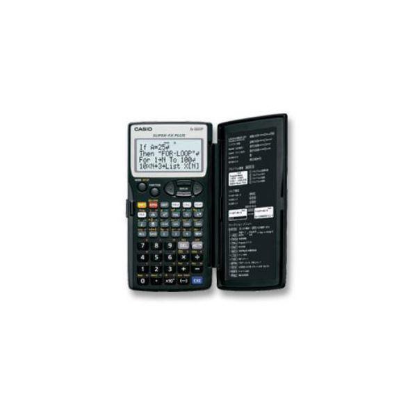 CASIO プログラム関数電卓 10桁 FX-5800P-N【日時指定不可】