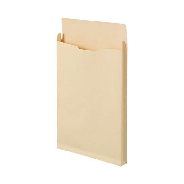 (まとめ)イムラ封筒 角底袋100枚 BK2-1020N【×5セット】【日時指定不可】