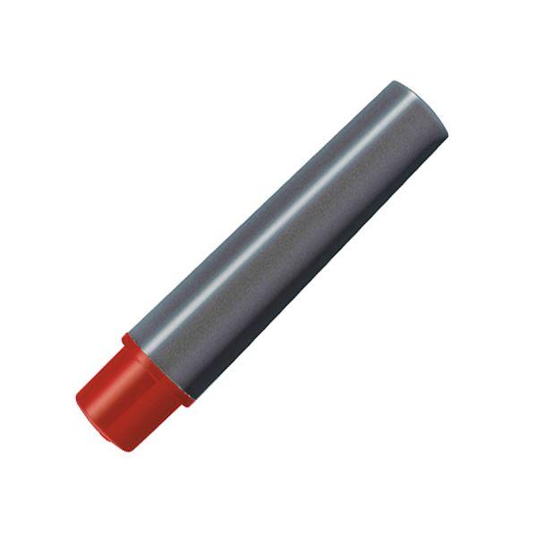 (まとめ) ゼブラ 水性マーカー紙用マッキー極細用インクカートリッジ 赤 RWYTS5-R 1パック(2本) 【×100セット】【日時指定不可】