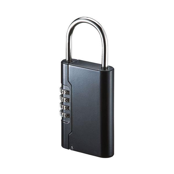 (まとめ) サンワサプライセキュリティ鍵収納ボックス 左右開閉式 SL-74 1個 【×10セット】【日時指定不可】
