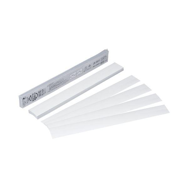 (まとめ) ニチバン 製本テープ<再生紙>業務用 契約書割印用 35×297mm 白 BKL-A45034 1パック(50枚) 【×10セット】【日時指定不可】