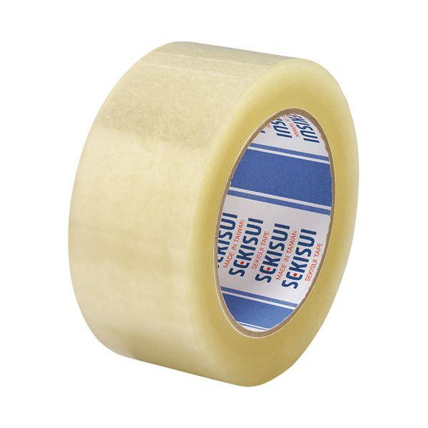 (まとめ) セキスイ セキスイOPPテープ P82T3JA 6巻パック 透明【×10セット】【日時指定不可】
