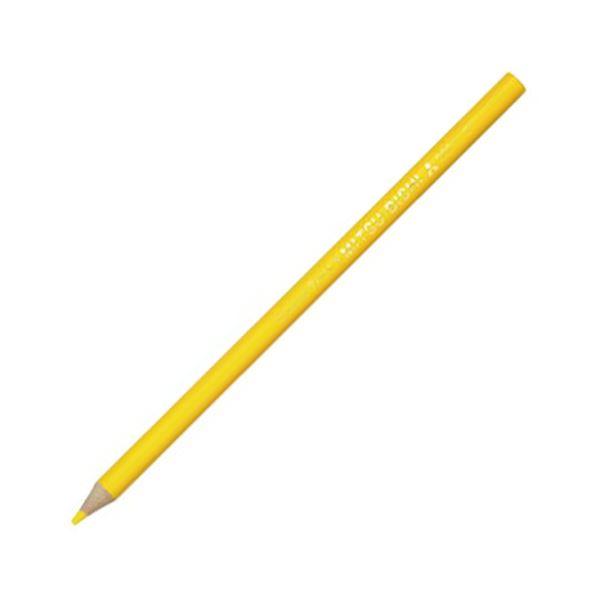 (まとめ) 三菱鉛筆 色鉛筆880級 きいろK880.2 1ダース 【×30セット】【日時指定不可】