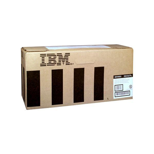 IBM トナーカートリッジ タイプC ブラック 39V0931 1個【日時指定不可】