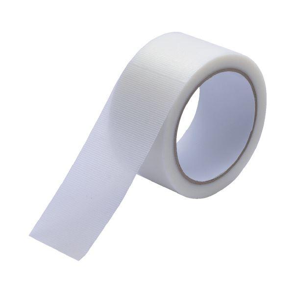 スマートバリュー 養生テープ50mm×25m半透明60巻B295J-C30×2【日時指定不可】
