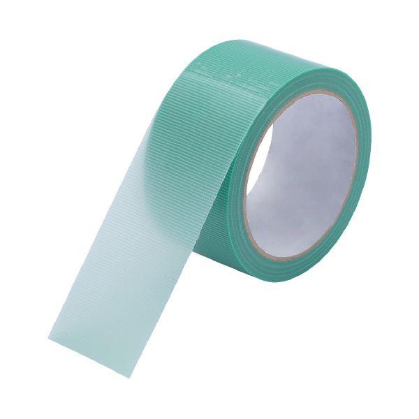 スマートバリュー 養生テープ50mm×25m緑60巻B295J-G30×2【日時指定不可】