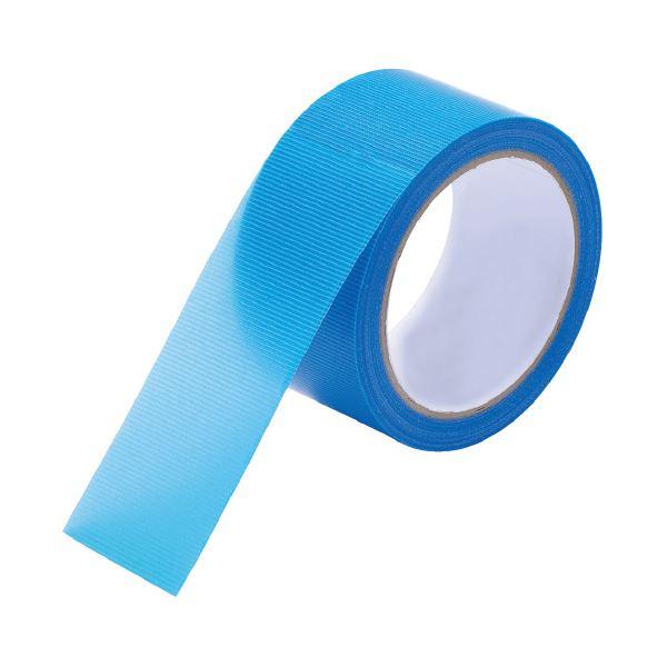 スマートバリュー 養生テープ50mm×25m青60巻B295J-B30×2【日時指定不可】