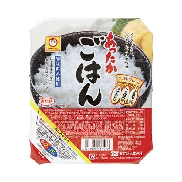 (まとめ)東洋水産 あったかごはん 200g×10食【×5セット】【日時指定不可】
