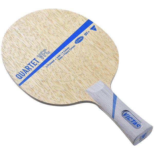 VICTAS(ヴィクタス) 卓球ラケット VICTAS QUARTET VFC FL 28404【日時指定不可】