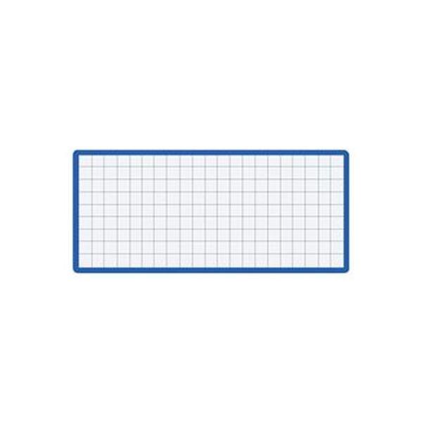 (まとめ)コクヨ マグネット見出し43×104mm 青 マク-412B 1セット(10個)【×5セット】【日時指定不可】