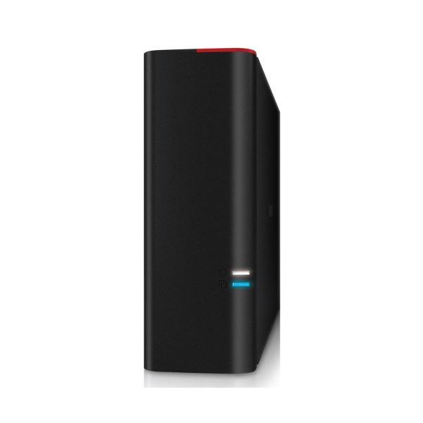 バッファロー DRAMキャッシュ搭載USB3.0用 外付けHDD(冷却ファン搭載) 2TB HD-GD2.0U3D 1台【日時指定不可】