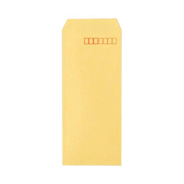 (まとめ) TANOSEE R40クラフト封筒 長4 70g/m2 〒枠あり 業務用パック 1セット(3000枚:1000枚×3箱) 【×5セット】【日時指定不可】