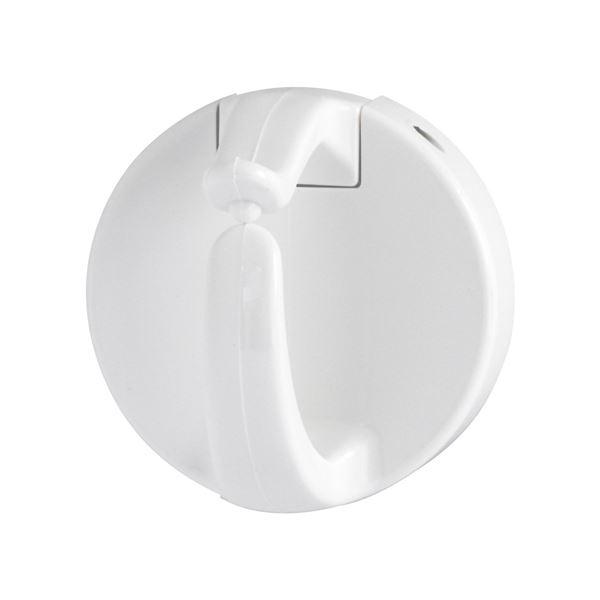 あると便利な輪ゴム用フック (まとめ)輪ゴムかけ マグネット 輪ゴムホルダー H-135 【120個セット】【日時指定不可】