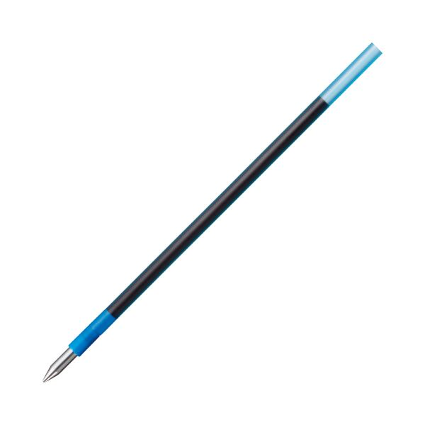 (まとめ) トンボ鉛筆 油性ボールペン替芯 CLE 0.5mm 青 BR-CLE15 1セット(5本) 【×30セット】【日時指定不可】