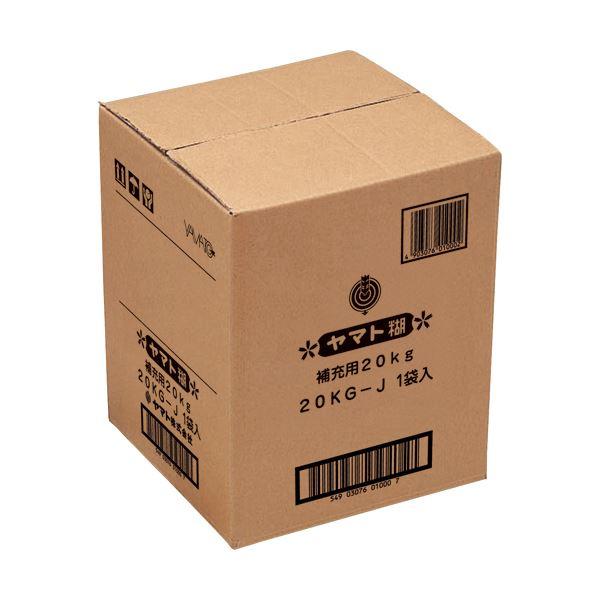 ヤマト ヤマト糊 補充用 20kg20KG-J 1個【日時指定不可】