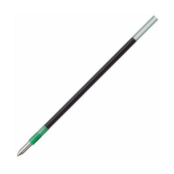 (まとめ) トンボ鉛筆 油性ボールペン替芯 CL 0.7mm 緑 リポータースマート用 BR-CL07 1セット(5本) 【×30セット】【日時指定不可】