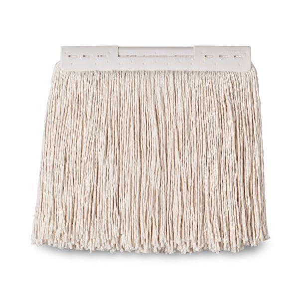 (まとめ) テラモト FXモップ替糸(J)24cm 260g ホワイト CL-374-421-8 1個 【×30セット】【日時指定不可】
