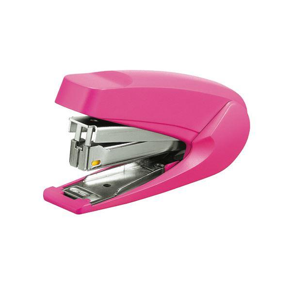 (まとめ) コクヨ ステープラ ラッチキス 20枚とじ ピンク SL-M72P 1個 【×30セット】【日時指定不可】