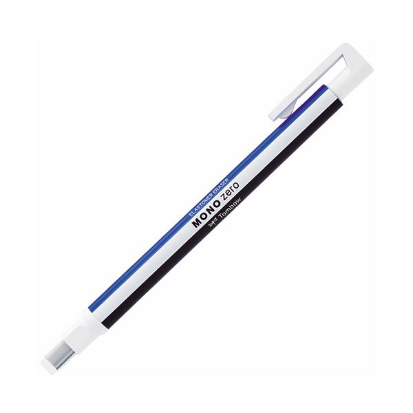 (まとめ) トンボ鉛筆 ホルダー消しゴム モノゼロ角型 EH-KUS 1個 【×30セット】【日時指定不可】