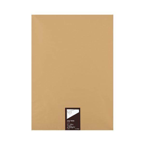 コクヨ 高級ケント紙 233g/m2A1カット セ-KP36 1冊(100枚)【日時指定不可】