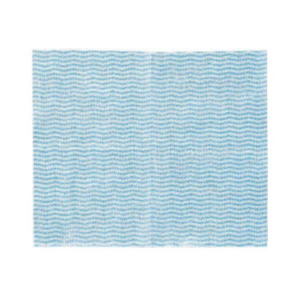(まとめ)東京メディカル カウンタークロス ハンキー ブルー 100枚【×30セット】【日時指定不可】