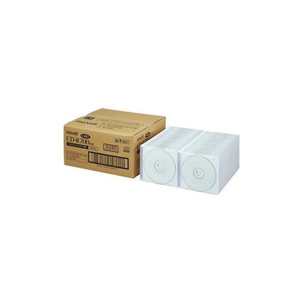 (まとめ)マクセル データ用CD-R 700MBホワイトプリンタブル 5mmスリムケース CDR700S.PW1P100 1箱(100枚)【×3セット】【日時指定不可】