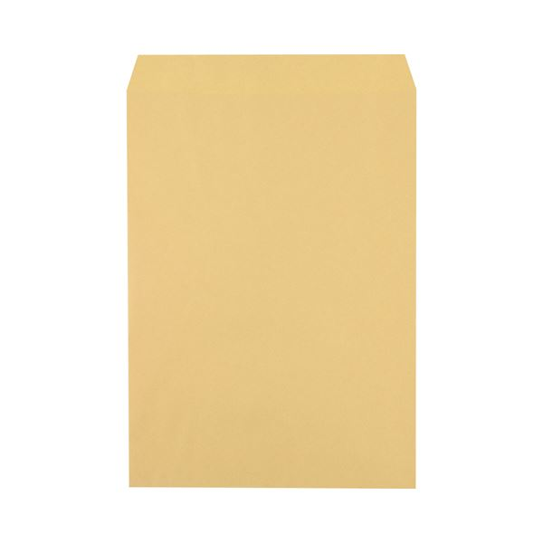 (まとめ) ピース 大型クラフト封筒 角A3 100g/m2 7561 1パック(50枚) 【×5セット】【日時指定不可】