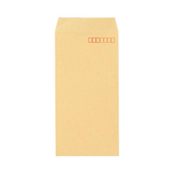 (まとめ) 寿堂 FSCクラフト封筒 長3 70g/m2 〒枠あり 業務用パック 581 1箱(1000枚) 【×5セット】【日時指定不可】