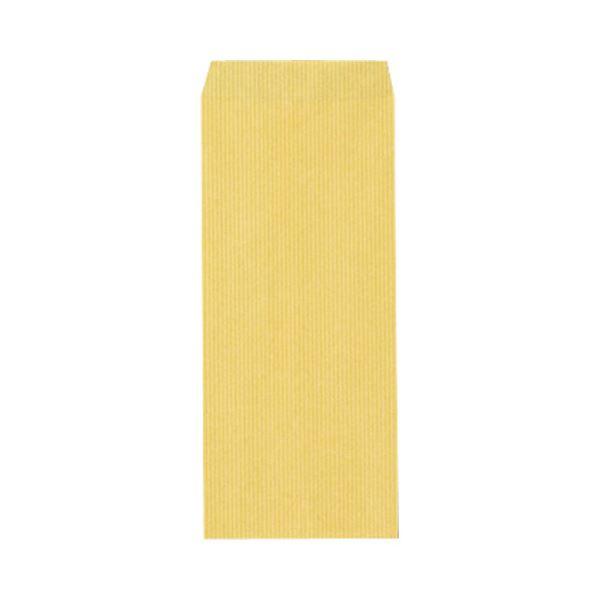 (まとめ) TANOSEE 筋入封筒 長4 32g/m2 1セット(2000枚:100枚×20パック) 【×5セット】【日時指定不可】