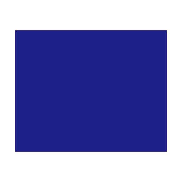 (まとめ) ササガワ 包装紙 ブルーマリン 半才判49-1114 1パック(50枚) 【×10セット】【日時指定不可】