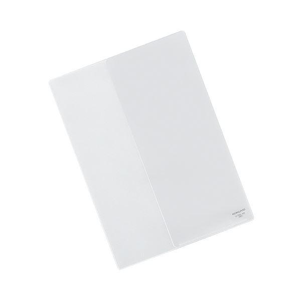 (まとめ) コクヨクリヤーホルダー(A3・二つ折り) フ-755 1パック(5枚) 【×30セット】【日時指定不可】
