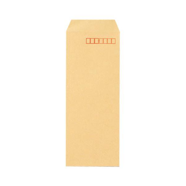 (まとめ) 寿堂 FSCクラフト封筒 長40 70g/m2 〒枠あり 業務用パック 511 1箱(1000枚) 【×5セット】【日時指定不可】