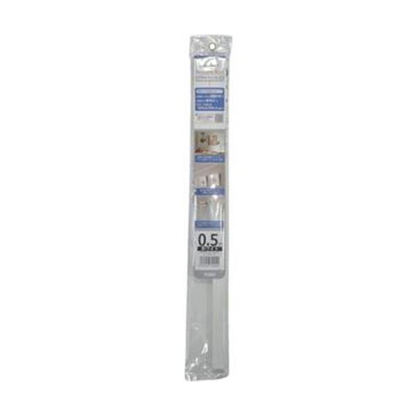 (まとめ)トーソー ピクチャーS1 店頭セットホワイト 0.5m PS1-T500H 1組【×5セット】【日時指定不可】