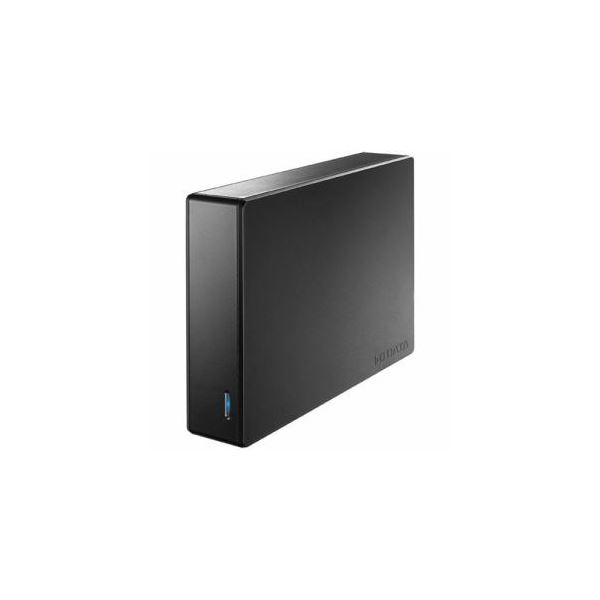 IOデータ USB 3.1 Gen 1(USB 3.0)対応外付けHDD 1TB HDJA-SUT1R【日時指定不可】