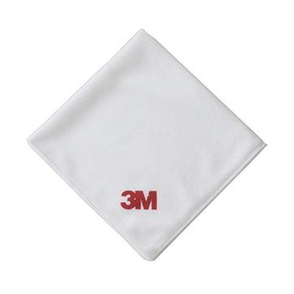 (まとめ)3M スコッチ・ブライトワイピングクロス No.2012 白 WC2012 WHI 1パック(10枚)【×5セット】【日時指定不可】