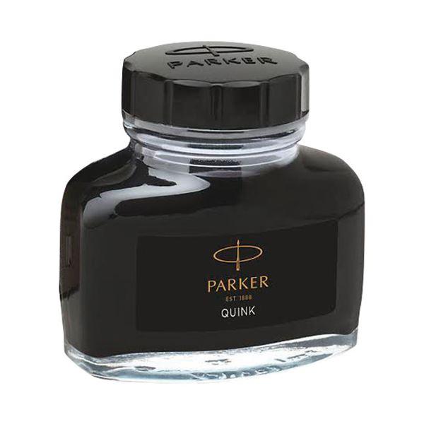 (まとめ)パーカー PARKERボトルインク ブラック 19 50375【×30セット】【日時指定不可】