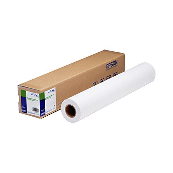(まとめ)エプソン MC厚手マット紙ロールA2ロール 420mm×25m MCSPA2R4 1本【×3セット】【日時指定不可】