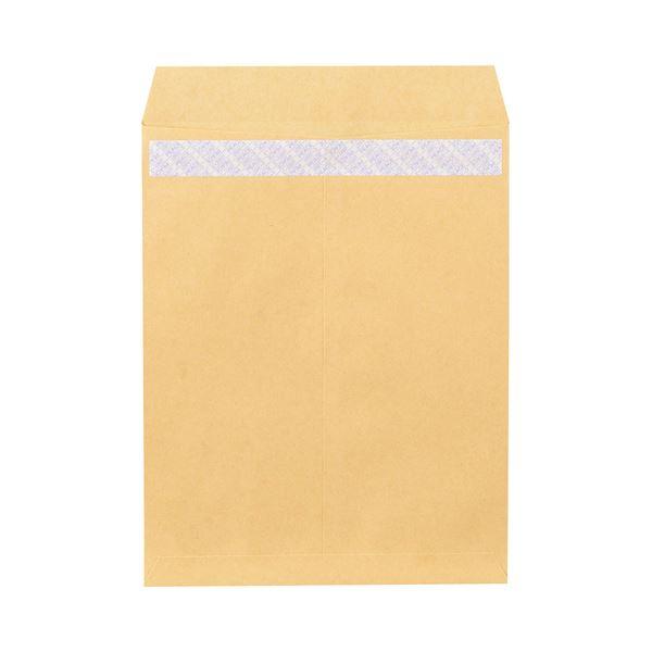 (まとめ) ピース R40再生紙クラフト封筒 テープのり付 角3 85g/m2 844 1パック(100枚) 【×10セット】【日時指定不可】