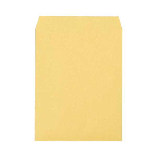 (まとめ) TANOSEE R40クラフト封筒 角385g/m2 1パック(100枚) 【×30セット】【日時指定不可】