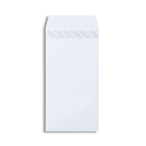 (まとめ)ピース R40再生ケント封筒テープのり付 長3 80g/m2 〒枠あり ホワイト 業務用パック 553-80 1箱(1000枚)【×3セット】【日時指定不可】