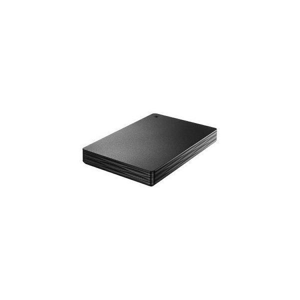 IOデータ 外付けHDD カクうす Lite ブラック ポータブル型 1TB HDPH-UT1KR【日時指定不可】