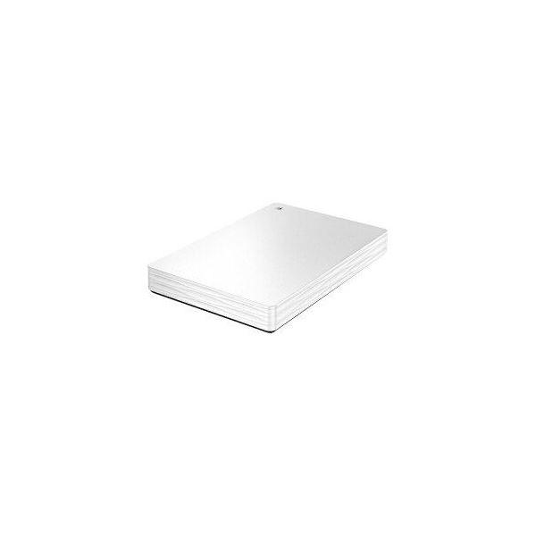 IOデータ 外付けHDD カクうす Lite ホワイト ポータブル型 500GB HDPH-UT500WR【日時指定不可】
